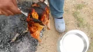 Nar gibi tavuk pişirme tekniği / tavuk kızartma  / Tenekede tavuk  / Çingene Tavuğu nasıl yapılır?