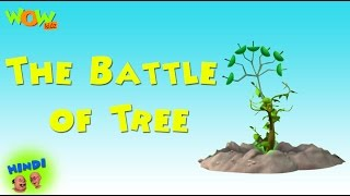 The Battle of Tree -  Motu Patlu in Hindi WITH ENGLISH, SPANISH & FRENCH SUBTITLES