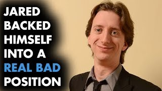 ProJared's response put his wife in an impossible situation