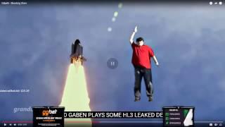 AdmiralBulldog watches GabeN and Gachi videos