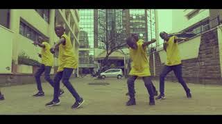 Kids dancing Vimbada - Young Tit Dance Crew
