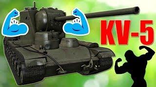 PRO buff dla KV-5 ?? Nie do końca...