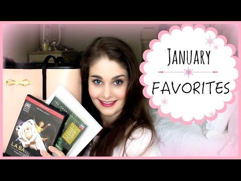 January Favorites | Kathryn Morgan