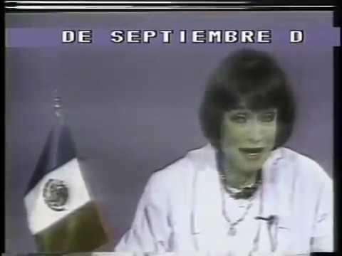 Terremoto en México 1985
