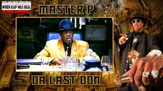 Master P - Da Last Don [Full Movie]