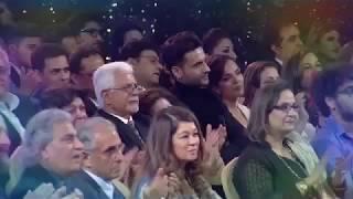 Noman Ijaz a Legendary Actor Of Pakistan on LSA 2017