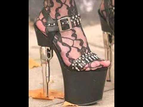 top de los 10 zapatos mas raros de lady gaga