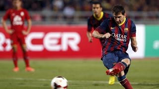 Lionel Messi ● Best Penalty Goals ||HD||