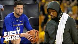 Warriors, Nets could regret signing Klay Thompson and Kevin Durant – Max Kellerman   First Take