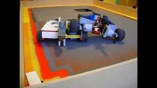 Lego Robot Wars Series 7: Round 1, Part 1