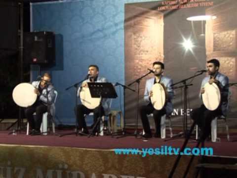 Grup Dergah Karaman Konseri 2013 yesiltv