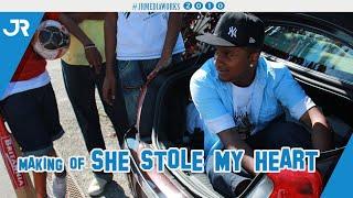 she stole my heart - The Making #jrmediaworks
