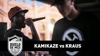 Kamikaze vs Kraus (Semifinal) - Duelo de MCs - Tradicional - 13/08/17
