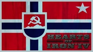 Hearts of Iron IV Road To 56 - Holy Socialist Norway #7 - Enter Denmark