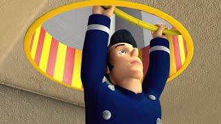 Sam il Pompiere italiano   Elvis in pericolo - 30 Minuti   Cartone