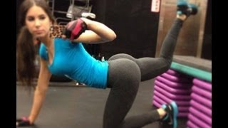 Meet Jen Selter, 20, With an AMAZING BUTT and 1.3 MILLION Followers Including RIHANNA For It !!!!