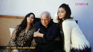 Alia Bhatt teams up with father Mahesh and sister Shaheen for their first ever magazine shoot