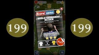 Score Hero - level 199 - 3 stars
