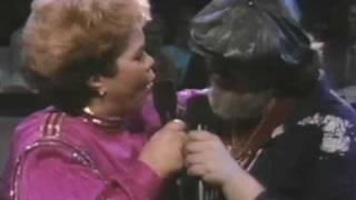 Etta James + Doctor John  'I'd Rather Go Blind'  1987