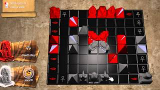 Khet 2.0 Steam Strategy Game First Playthrough And Thoughts!