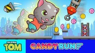 5 Sweet Tips to Master Talking Tom Candy Run (Gameplay)