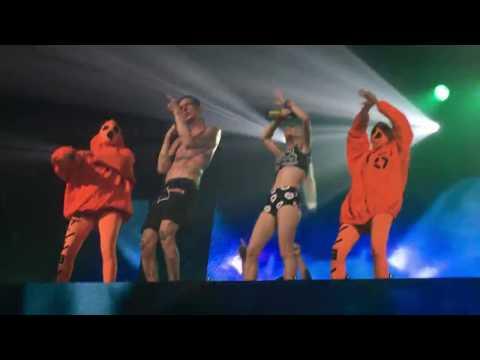 Die Antwoord LIVE! HOB 10.1.16 - 6 of 7