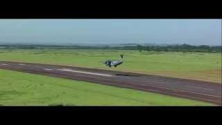 First Flight KC-390