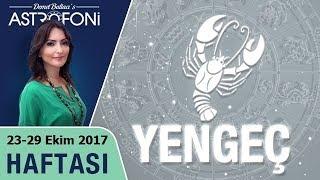 Yengeç Burcu Haftalık Astroloji Yorumu 23-29 Ekim 2017