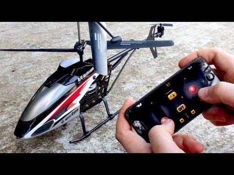 Smartphone Helikopter mit Kamera REVIEW -