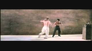 Return of the Dragon - Bruce Lee vs Chuck Norris