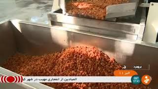 Iran Hosseini Torshak Dried fruits production, Broujerd county ترشك و ميوه خشك بروجرد ايران