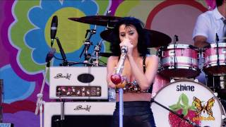 [1080p] Katy Perry  - Waking Up in Vegas (V Festival 2009) HD