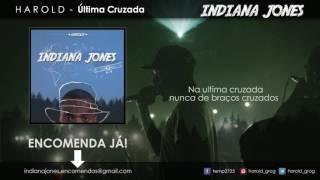 HAROLD - ÚLTIMA CRUZADA feat PAPILLON , BATORÉ & MUNDO SEGUNDO