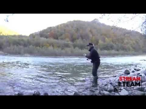 горная форель способы ловли