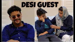 DESI GUEST | Sunny Jafry