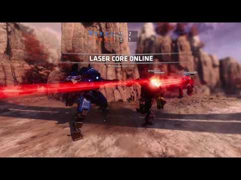 Activating Laser core...wait