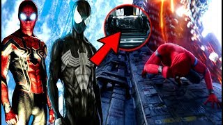 Venom Symbiote REVEALED In Avengers Infinity War? What If Tom Holland Spider-Man Appears In Venom?