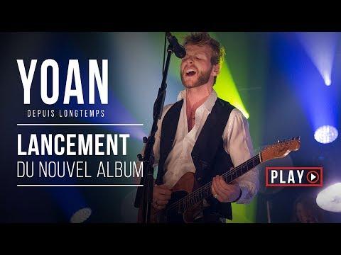 Xxx Mp4 LANCEMENT DU NOUVEL ALBUM DE YOAN «DEPUIS LONGTEMPS» 3gp Sex