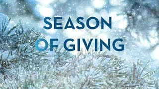 Season of Giving - Share the Harvest