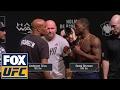 Anderson Silva vs. Derek Brunson | Weigh-In | UFC ON FOX