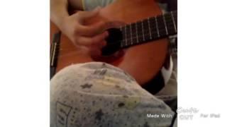 Let her Go (guitar placking)