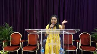 Violent Faith | by Sis. Arpana Sharon | Youth Revival Fest | Word of God Church