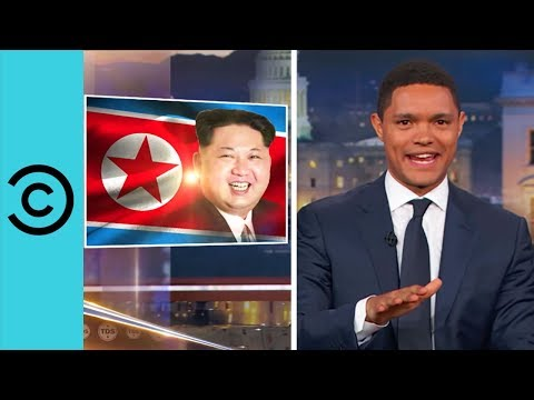 Who Will World War 3 Be With The Daily Show