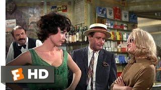 Irma la Douce (1963) - Call-Girl Catfight Scene (9/11)   Movieclips