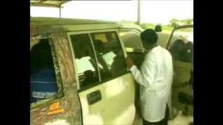Video: How Apostle Dr Safo manufactured his first talking 4 wheel drive with his hands