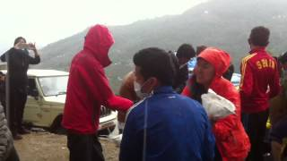 Nepal Earthquake rapid relief response from Snow Leopard trek