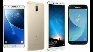 Samsung Galaxy J5 pro vs Galaxy J7 (2016) vs Huawei Mate 10 Lite - SPEED TEST - Which is faster??