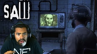 JIGSAW HAS GOT ME IN HIS GAME NOW!! | Saw | #1