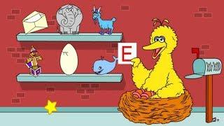 Sesame Street - Letters to Big Bird - Sesame Street Games - PBS Kids