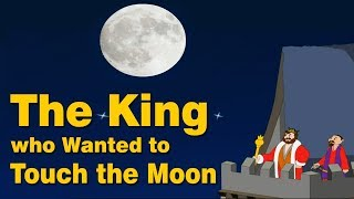 The King who Wanted to Touch the Moon | 2nd Std | English | English Medium | SSC Board | Home Revise
